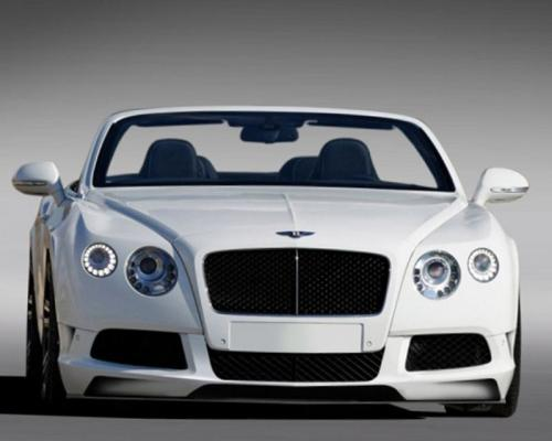 Тюнинг Bentley Continental GTC от Imperium